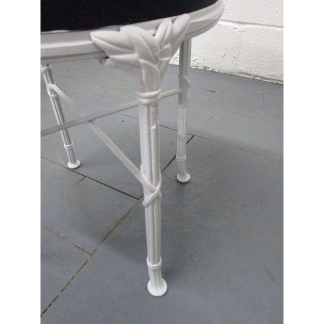 Hollywood Regency Stools For Sale - Image 4 of 5