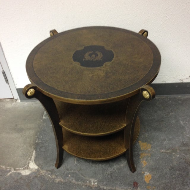 Art & Commerce Alexandria Occasional Table - Image 3 of 9