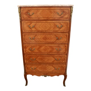 Antique Louis XVI Highboy