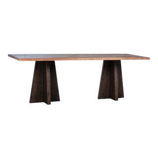 Maverick Reclaimed Wood Dining Table For Sale