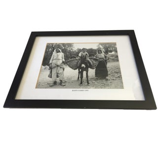 Black & White Photograph Happy Family 1935 Preview