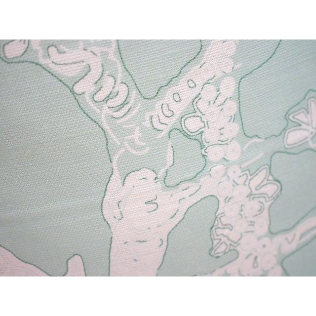 """2020s Isobel """"60 Oaks"""" 25"""" Square Belgian Linen Pillow For Sale - Image 5 of 6"""