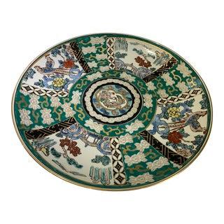 1960s Japanese Arita Porcelain-Saucer Dish For Sale