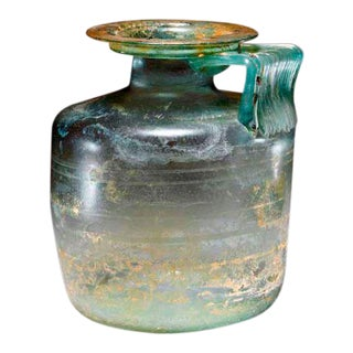 Roman Glass Jug For Sale