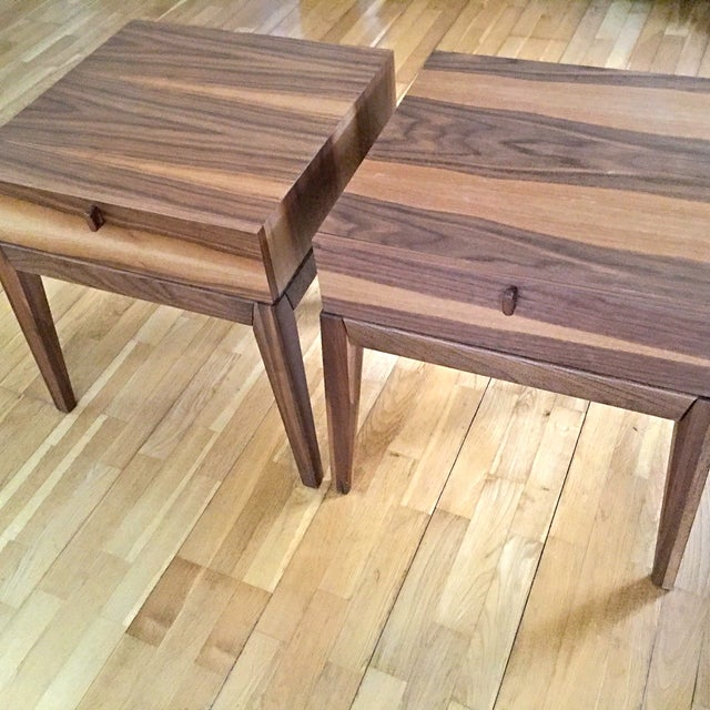 Huppe Muebles Inc. Nightstands - A Pair - Image 3 of 7