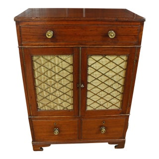 19th Century William IV Period Side Cabinet For Sale