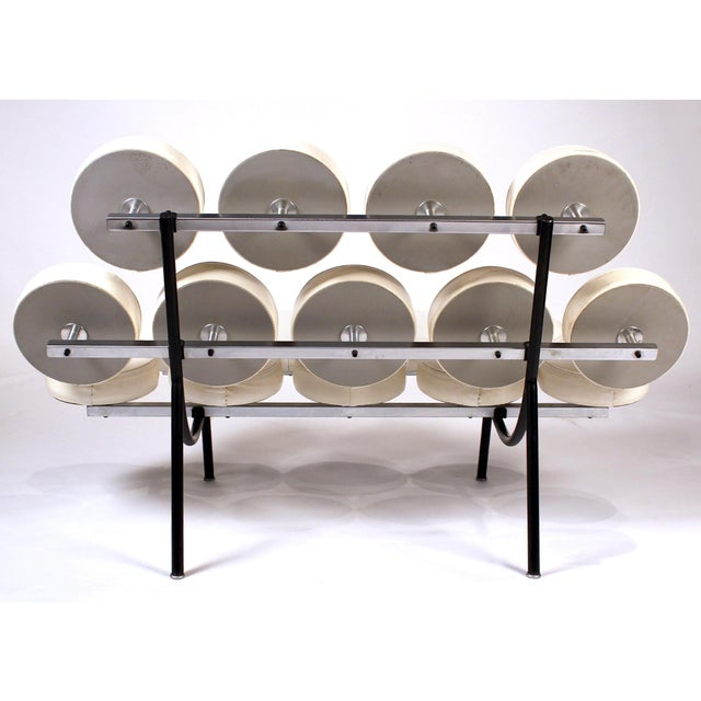 Early Marshmallow Sofa by George Nelson for Herman Miller For Sale In Dallas - Image 6 of 11