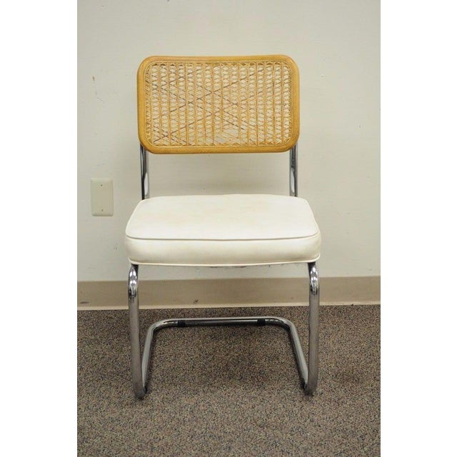 Cesca Breuer Chair Cane Marcel Style Kitchen Dining Italy ...