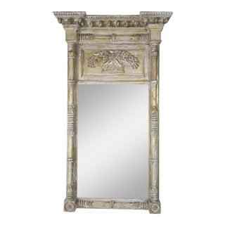 19th C. American Gold Leaf Federal Mirror