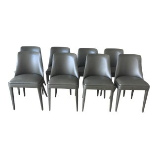 Casa Lola Dining Chairs - Set of 8 For Sale