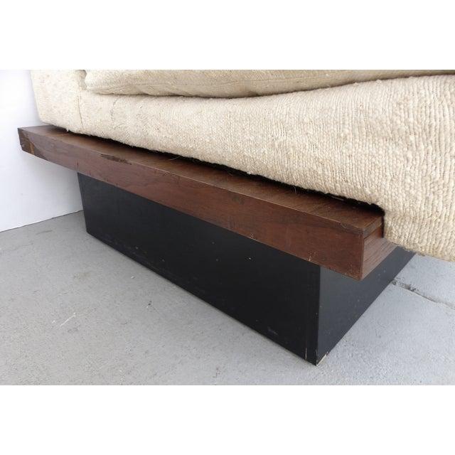 Pearsall-Style Modular Platform Sofa - Image 9 of 9