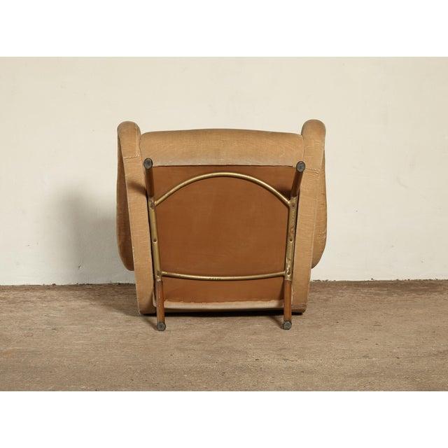 Marco Zanuso Senior Chair, Arflex, Italy, 1960s For Sale - Image 9 of 10