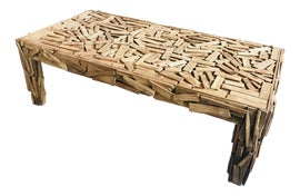 Image of Newly Made Boho Chic Coffee Tables