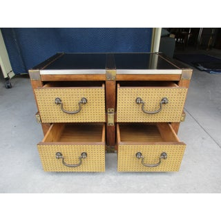 20th Century Campaign Chest With Four Drawers Preview