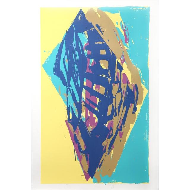 Oneida Serigraph by Darryl Hughto For Sale