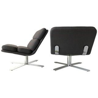 John Follis Solo Lounge Chairs For Sale