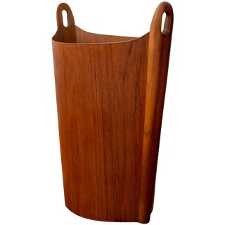 p.s. Heggen Wastebasket by Einar Barnes Norway For Sale