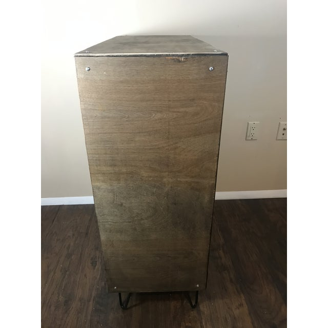 1960s Refurbished Metal Cabinet For Sale In Washington DC - Image 6 of 7