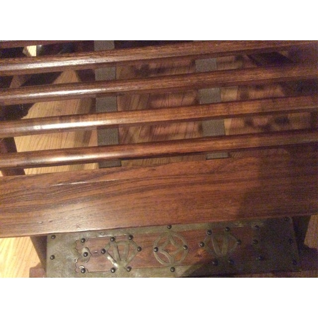 Chinese Carved Rosewood Folding Chairs - A Pair - Image 9 of 11