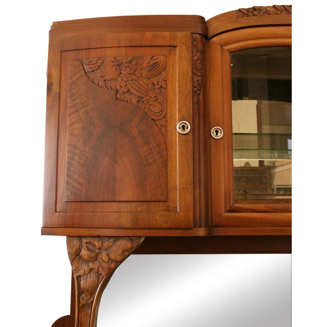 1920 French Art Deco Buffet For Sale - Image 4 of 8