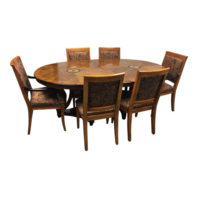 Capuan Collection Dining Set - Image 1 of 11