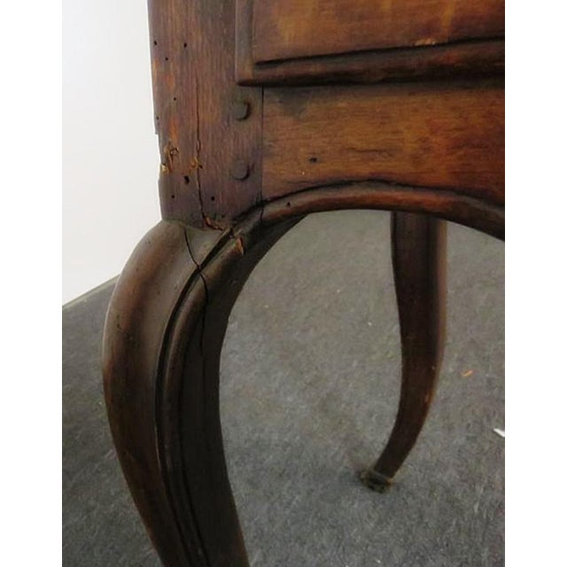 18th C. Louis XVI Style French Inlaid Secretary Desk For Sale In Philadelphia - Image 6 of 10