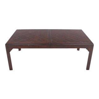 Vintage Mid Century Dining Table For Sale