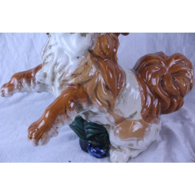 Figurative 20th Century Figurative King Charles Statue For Sale - Image 3 of 6