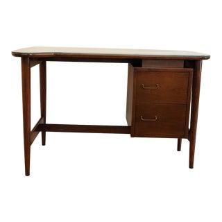 American of Martinsville Walnut Desk