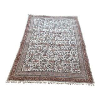 Antique 19th Century Persian Textile