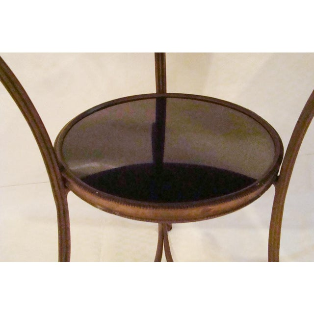 French Gueridon Side Tables - A Pair For Sale - Image 5 of 10