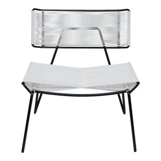Modern Atacama White Outdoor Chair