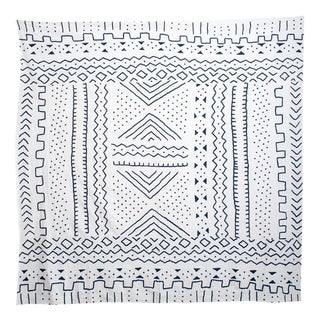 Aelfie Tribal Inspired Embroidered Coverlet Bedspread