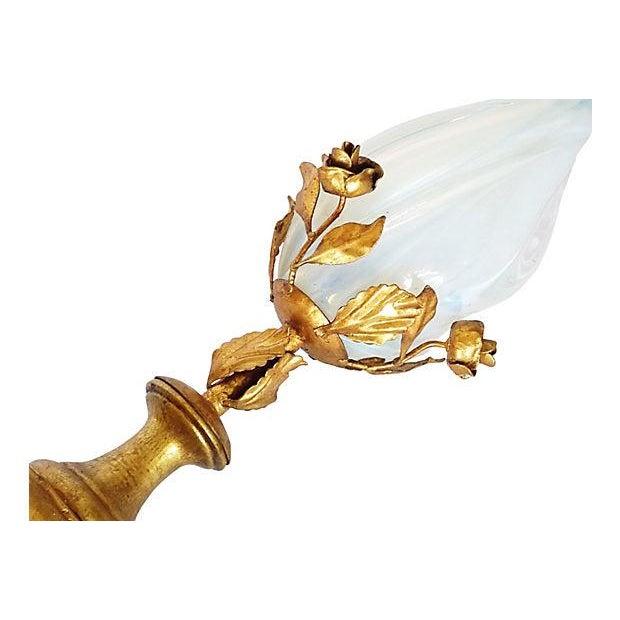 Italian Art Glass Lamp - Image 2 of 7