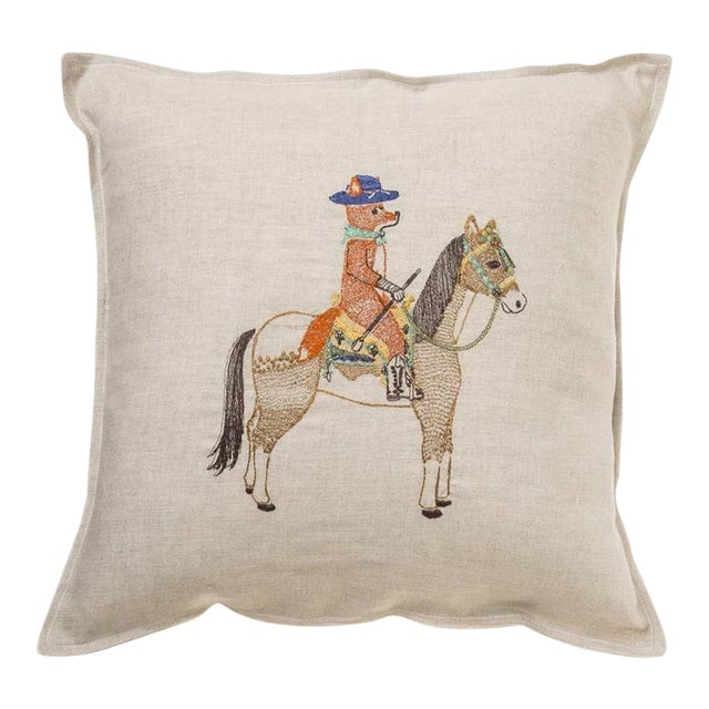 Scouter Pillow For Sale