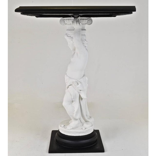 Garden Statue Console Table For Sale In New York - Image 6 of 7