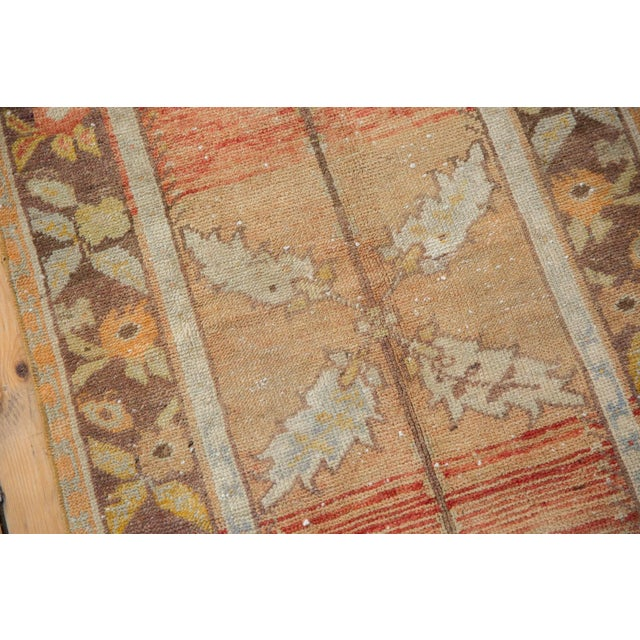 """Islamic Vintage Distressed Oushak Rug - 2'3"""" x 3'5"""" For Sale - Image 3 of 10"""