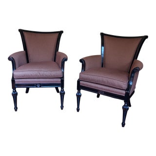 Stickley Special Accents Townsend Chairs - A Pair