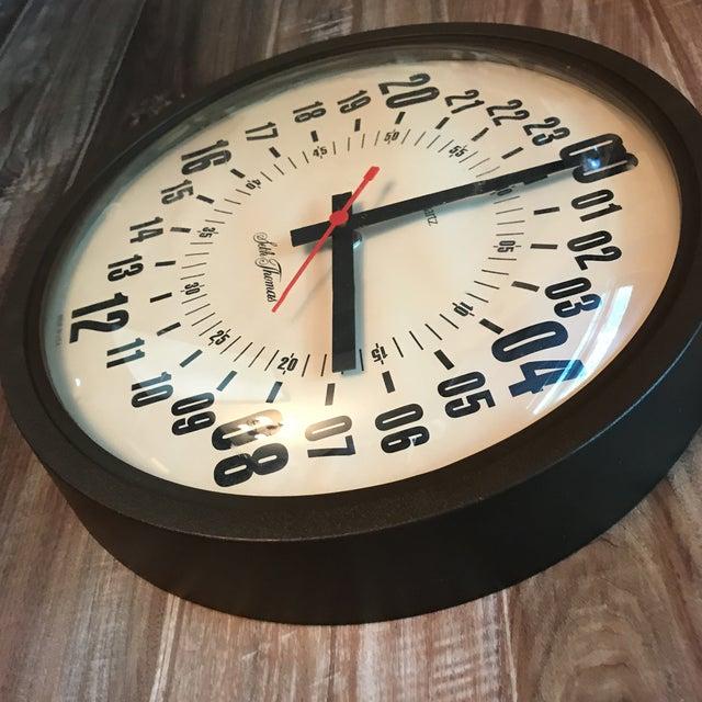 Vintage Seth Thomas Military Hour Clock - Image 3 of 4