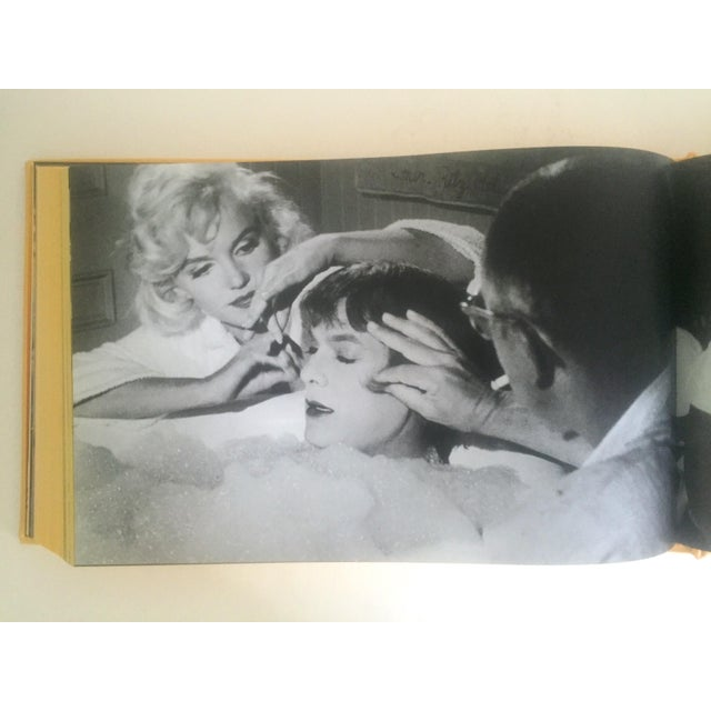 """Americana """" Billy Wilder's Some Like It Hot """" Rare 1st Edtn Monumental Oversized Boxed Set Collector Book For Sale - Image 3 of 11"""