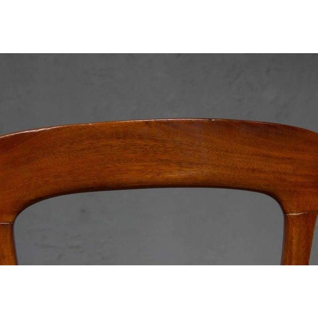 Single Mahogany Side Chair, William IV English - Image 7 of 11