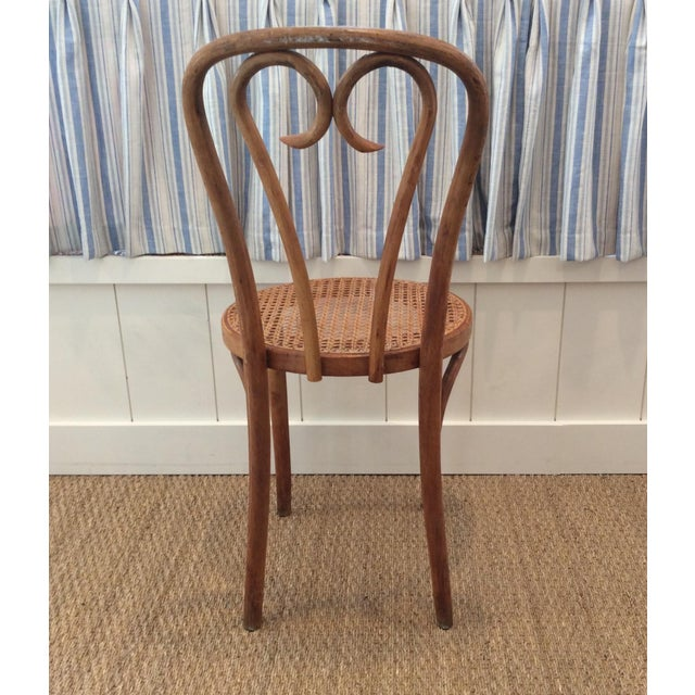 Vintage Bentwood Chairs - A Pair - Image 5 of 7