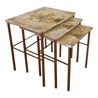 Set of Spanish Nesting Tables For Sale