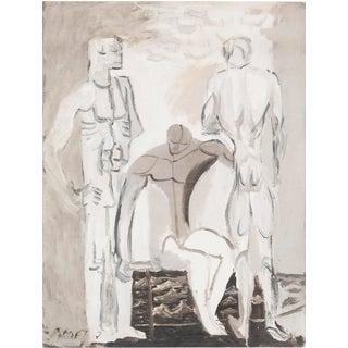 "Robert Amft, ""Figure Study"" For Sale"