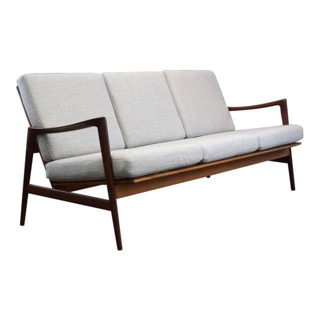 Danish Modern Adolf Relling for Dokka Restored Sofa For Sale