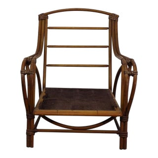 Heywood-Wakefield Ashcraft Armchair 015d For Sale