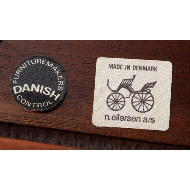 Restored Vintage Illum Wikkelso Adjustable Sofa - Image 6 of 6