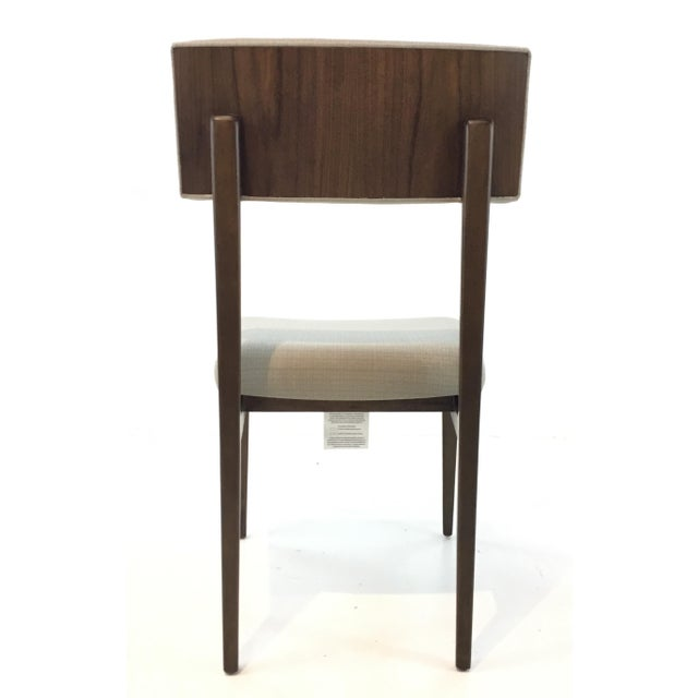 2010s Danish Modern Style Sena Dining Chair By: Thomasville For Sale - Image 5 of 7