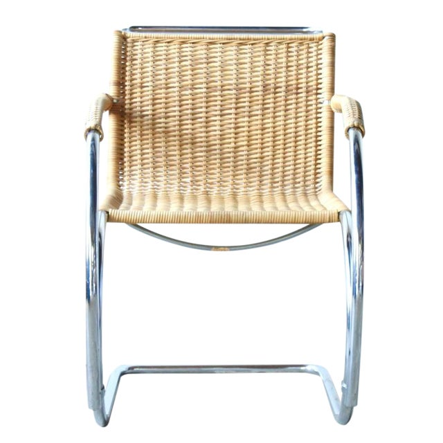 Mies Van Der Rohe Mr20 Chair - Image 1 of 6