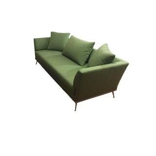 Green Ligne Roset Sofa